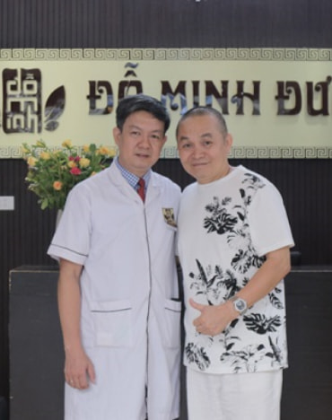 Khám, chữa bệnh tại Nhà thuốc Đỗ Minh Đường