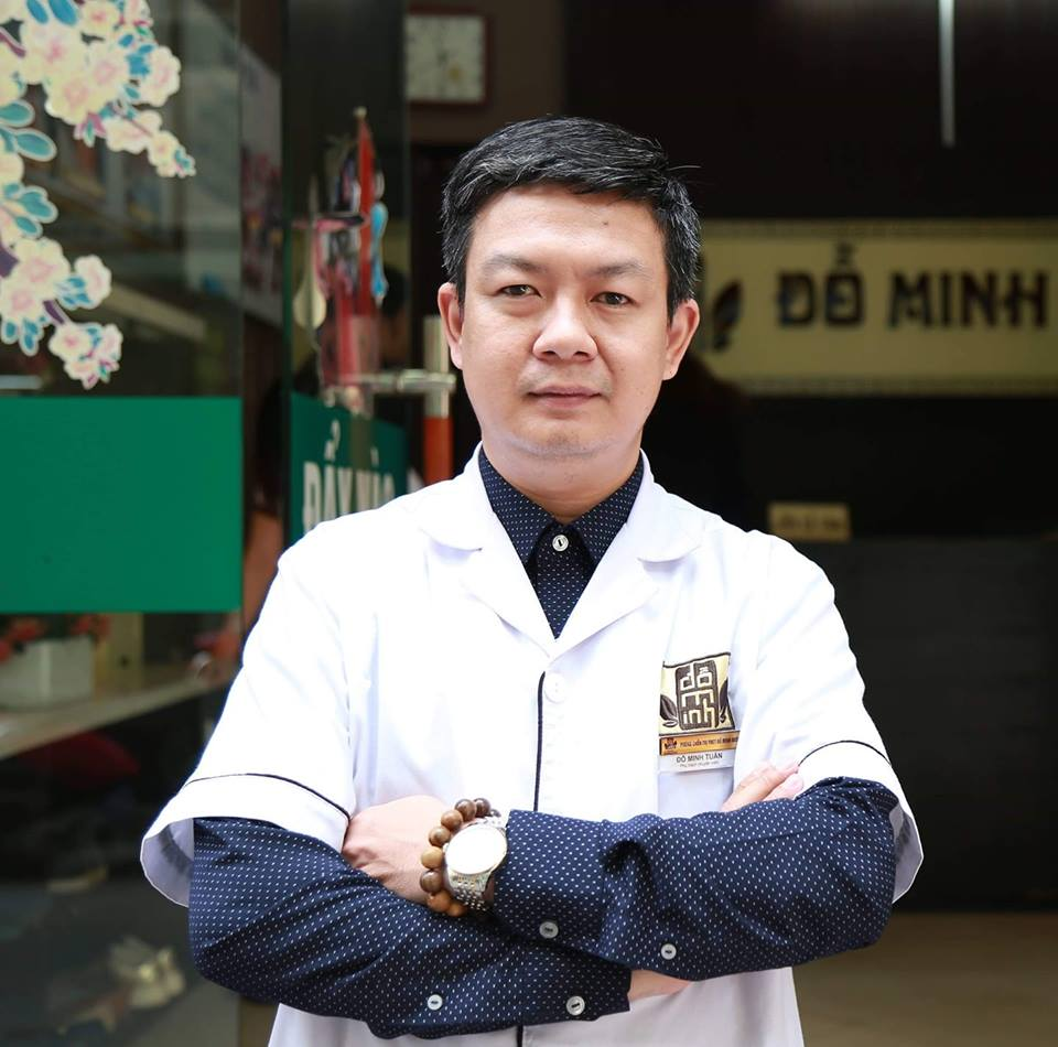 Lương y Đỗ Minh Tuấn, Giám đốc chuyên môn Nhà thuốc Nam gia truyền Đỗ Minh Đường