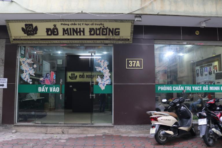 Nhà thuốc Đỗ Minh Đường tại Hà Nội