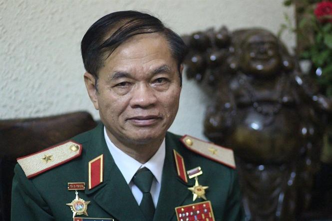 Thiếu tướng Hoàng Kiền có cách giữ gìn sức khỏe đáng học hỏi