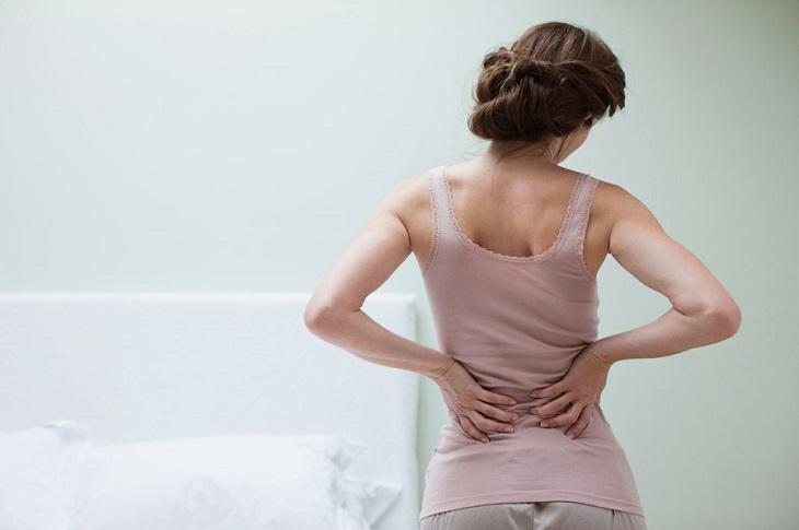 Đau nhức là tình trạng thường gặp của các bệnh nhân