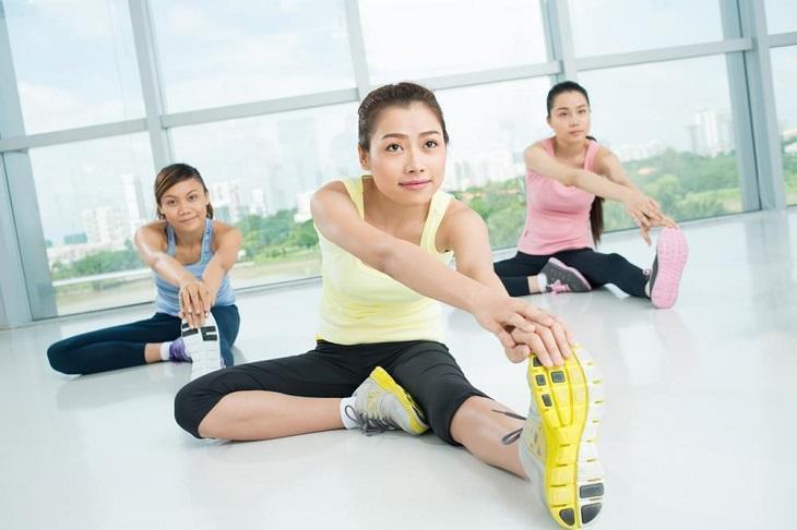 Tập thể dục là cách phòng tránh bệnh xương khớp và tăng sự linh hoạt cho cơ, khớp