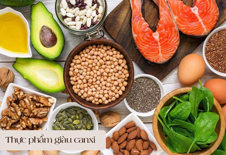 Bổ sung những thực phẩm giàu canxi cho người bệnh viêm đa khớp