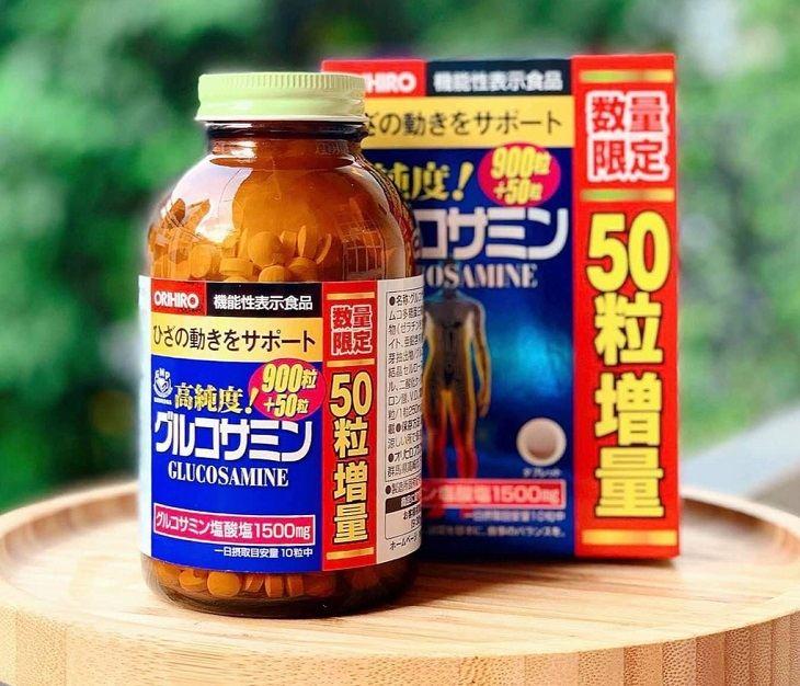 Thuốc trị thoát vị đĩa đệm của Nhật Bản Squalene Orihiro