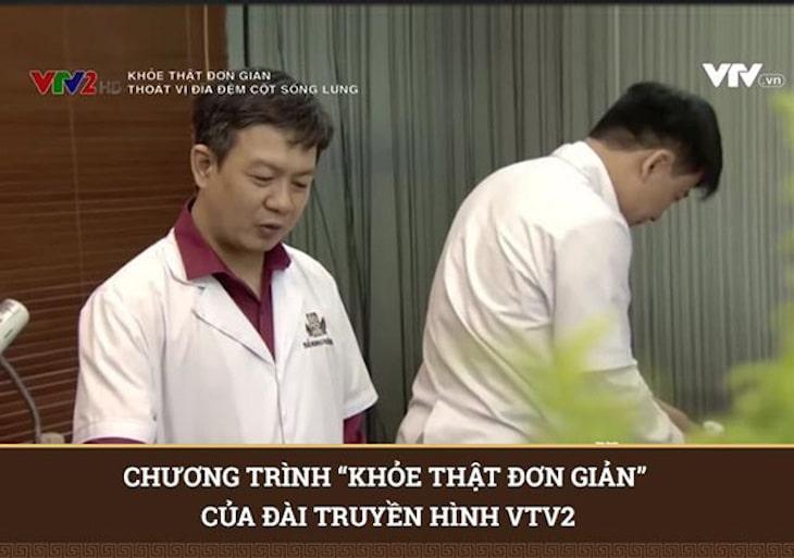 Bài thuốc xương khớp Đỗ Minh xuất hiện trong chương trình Khỏe thật đơn giản - VTV2