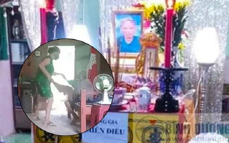 Hình ảnh đau lòng của vụ việc con gái bạo hành mẹ già ở Long An
