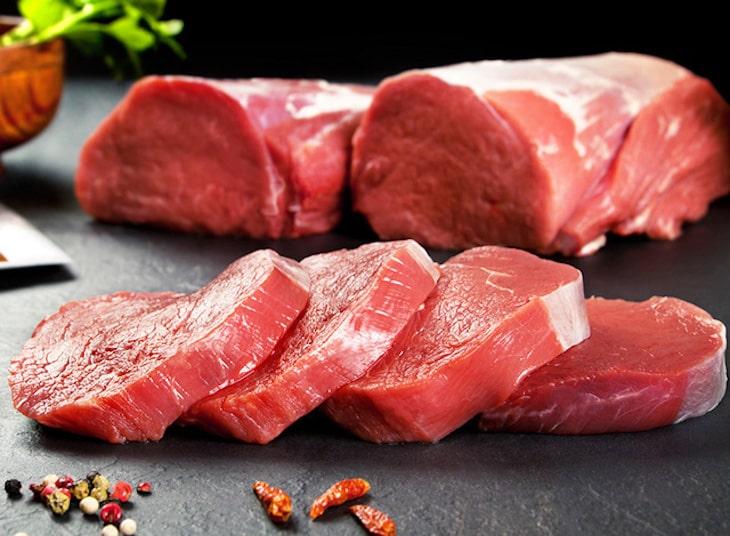 Loại ngay nhóm thịt đỏ ra khỏi thực đơn dinh dưỡng