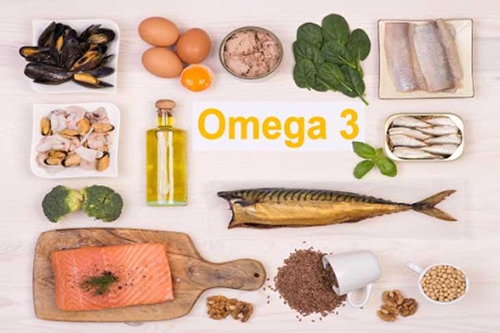 Omega 3 có nhiều trong các loại cá biển