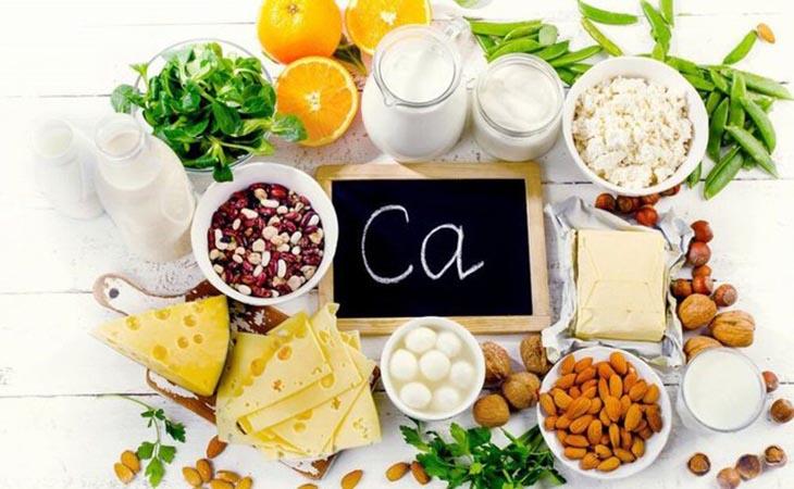 Bị viêm đau khớp nên ăn gì, kiêng gì - Bổ sung thực phẩm giàu canxi giúp người xương chắc khỏe, linh hoạt hơn