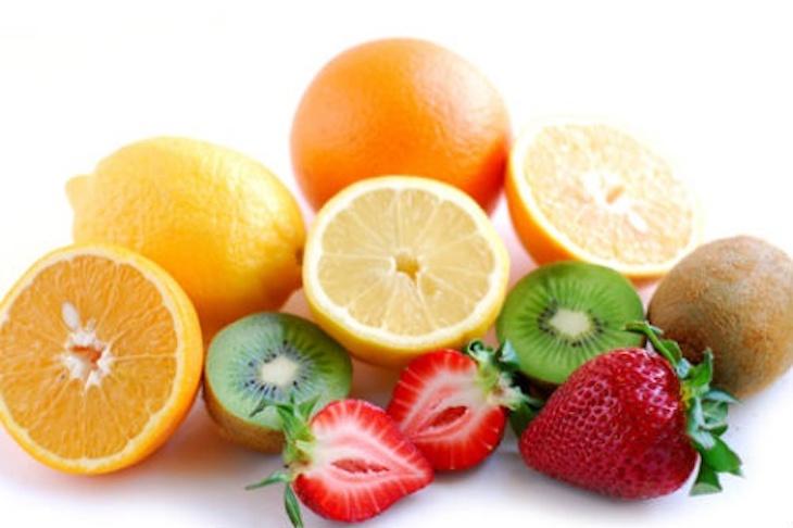 Nhóm thực phẩm giàu vitamin C
