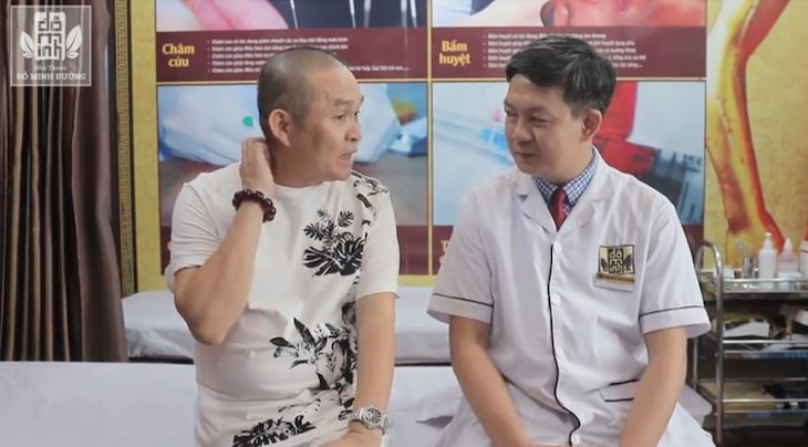 Nghệ sĩ Xuân Hinh cải thiện bệnh lý nhanh chóng với phác đồ điều trị kết hợp tại nhà thuốc