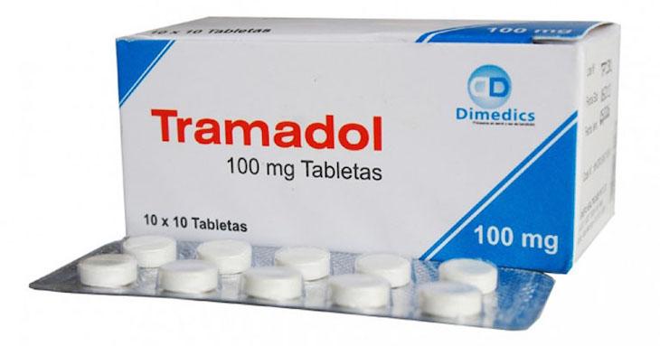 Tramadol - Thuốc giảm đau gây nghiện điều trị thoái hóa khớp