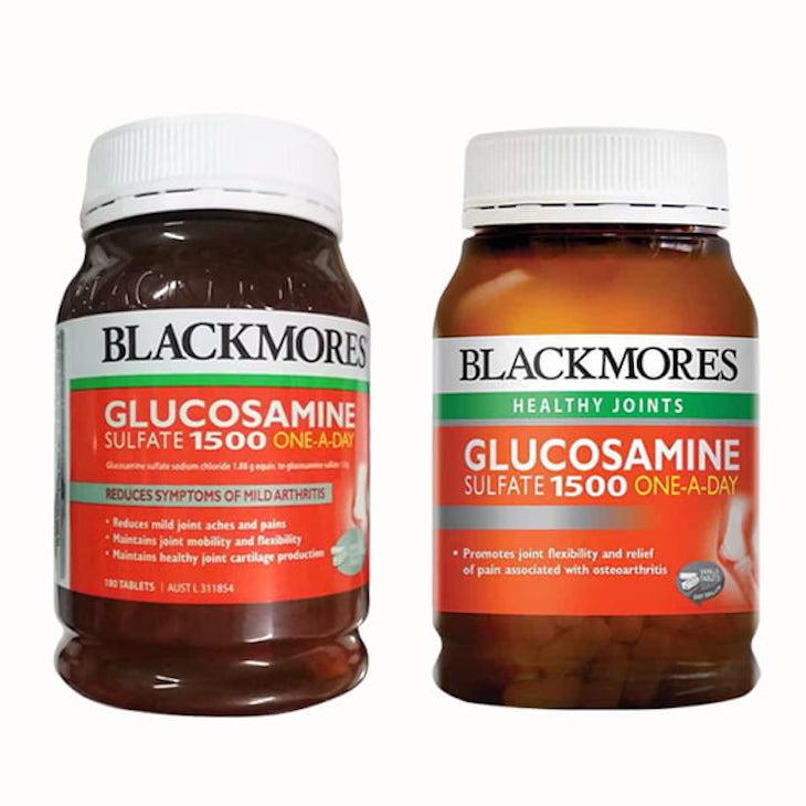 Thuốc bổ trợ xương khớp Glucosamine