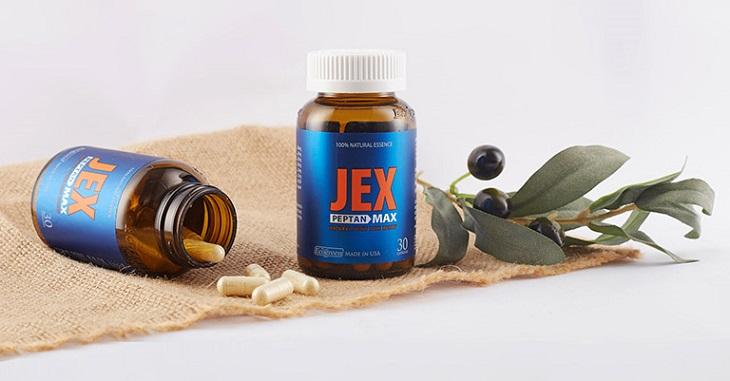 Thuốc đau xương khớp Mỹ - Jex Max