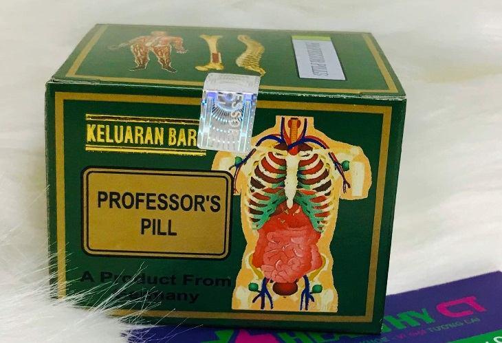 Thuốc viêm khớp Malaysia Professor's Pill Keluaran Baru