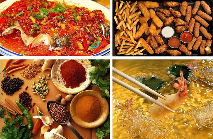 Những loại thực phẩm cần tránh cho người bị đau nhức xương khớp