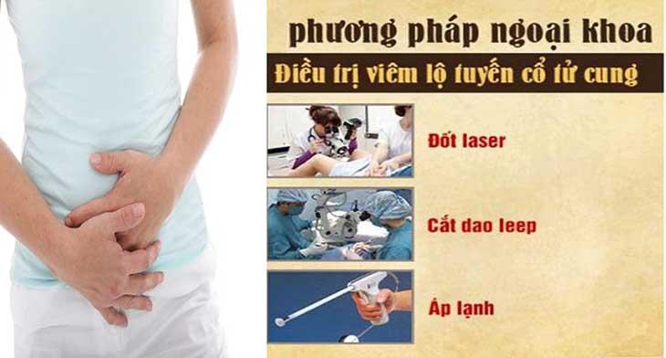Một số phương pháp điều trị ngoại khoa phổ biến hiện nay
