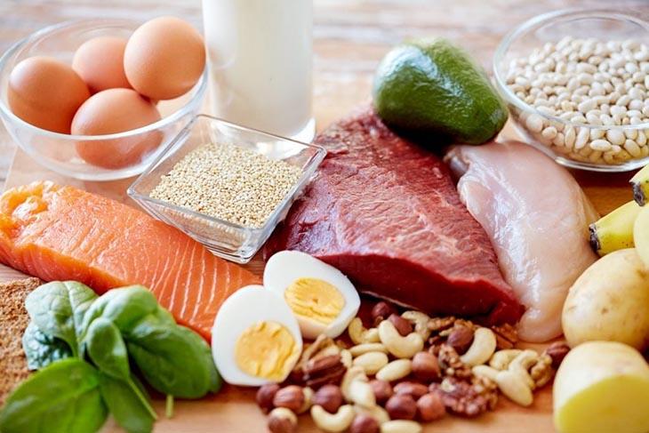 Chế độ dinh dưỡng khoa học giúp cho người bệnh cải thiện đáng kể tình trạng thoái hóa