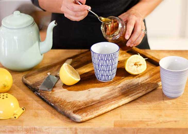 Bài thuốc từ mật ong với công dụng kháng viêm, tiêu đờm