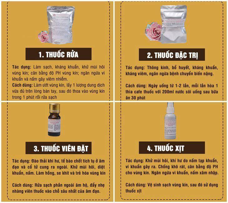 Phụ khang Đỗ Minh là bài thuốc chữa phụ khoa được nhiều chuyên gia công nhận chất lượng
