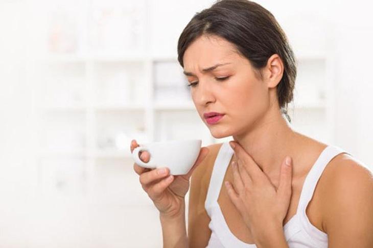 Có nhiều nguyên nhân khác nhau gây nên bệnh lý viêm họng trào ngược
