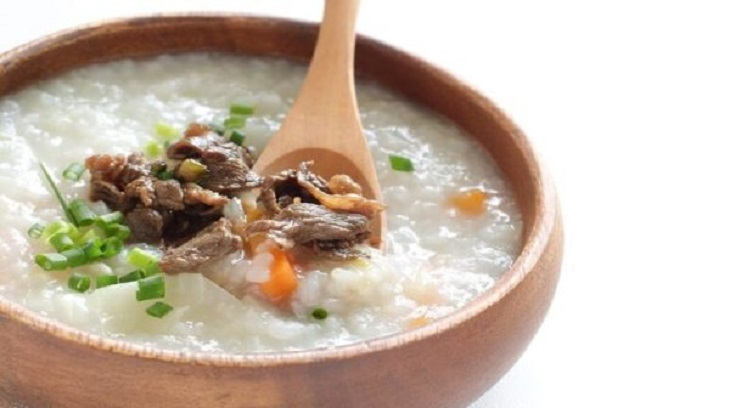 Nên sử dụng các món ăn được chế biến mềm, dễ nuốt