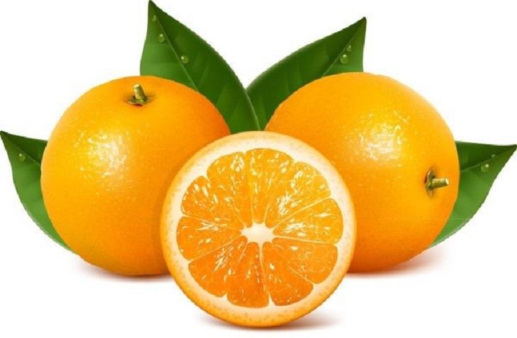 Tích cực bổ sung những thực phẩm giàu vitamin C trong chế độ ăn