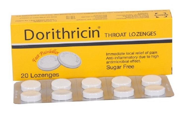 Đau rát họng uống ngay Dorithricin để ngừa viêm họng mãn tính