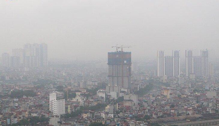 Không khí ô nhiễm hiện nay chính là nguyên nhân khiến cho tình trạng viêm họng lâu khỏi