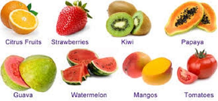 Có một vài loại thực phẩm người mắc thủy đậu cần tránh sử dụng