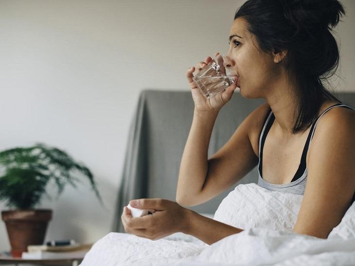 Nước giúp giảm nhiệt nhanh trong cơ thể