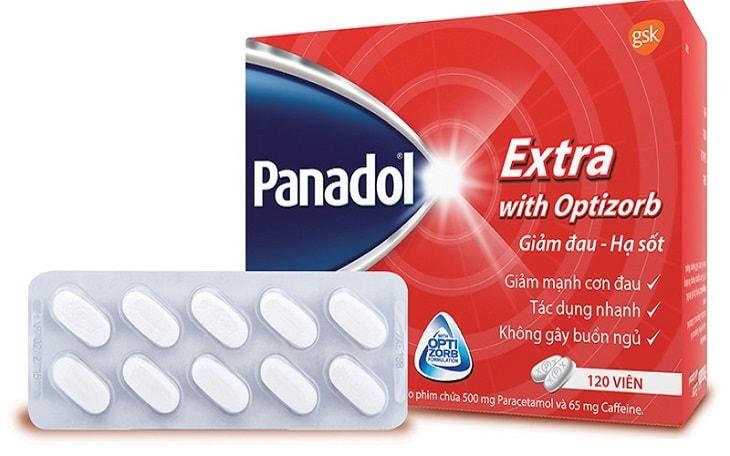 Paracetamol chữa viêm họng mãn tính