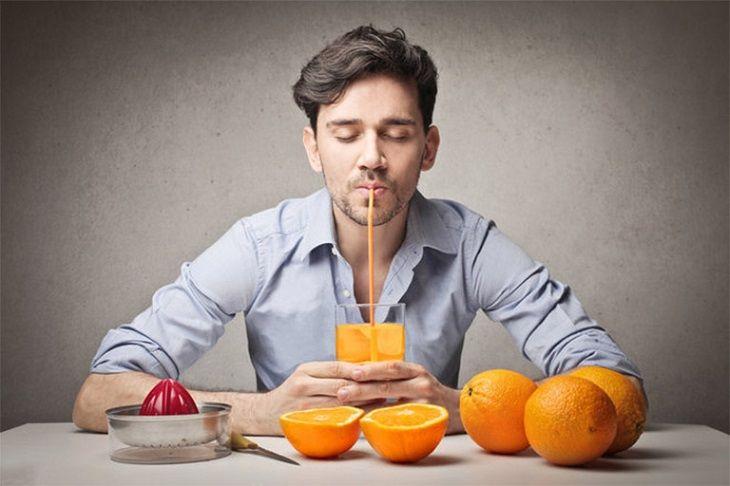Lựa chọn thời điểm uống nước cam có ý nghĩa quan trọng để thực phẩm này phát huy tốt hiệu quả