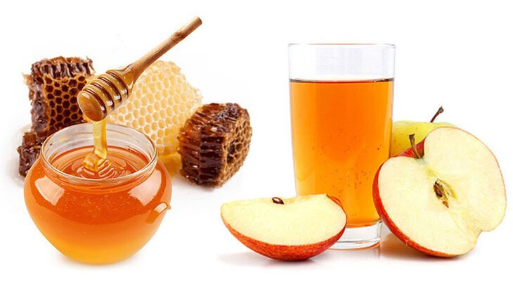 Dấm táo giúp hỗ trợ điều trị bệnh khá tốt