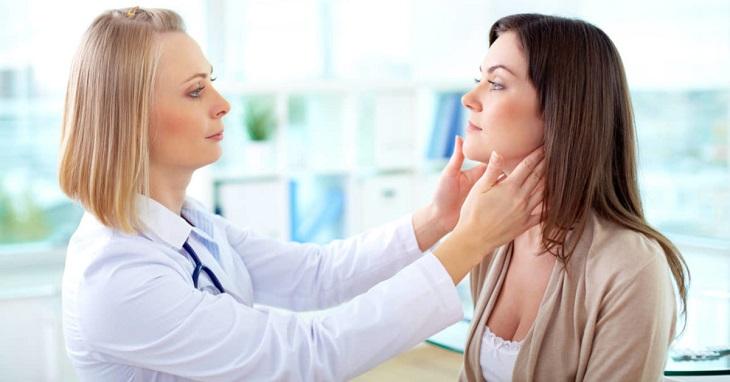 Sau khi thăm khám bác sĩ sẽ chỉ định loại thuốc phù hợp cho người bệnh