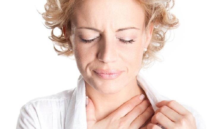 Viêm họng trào ngược là căn bệnh vô cùng phổ biến hiện nay