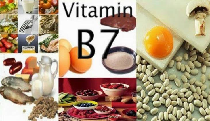 Bổ sung vitamin B7 để điều trị bong da tay
