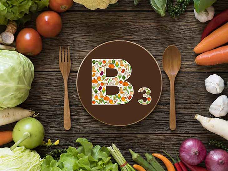 Bong da tay điều trị bằng việc vitamin B3