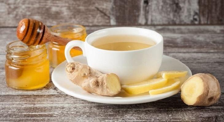 Chế biến gừng và mật ong giúp điều trị bệnh nhanh chóng và an toàn