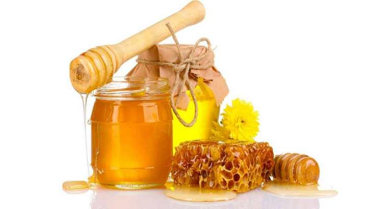Thành phần có trong mật ong sẽ giúp cải thiện các triệu chứng của bệnh