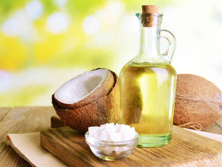 Dầu dừa có tác dụng hỗ trợ rất tốt trong chữa bệnh viêm lộ tuyến cổ tử cung