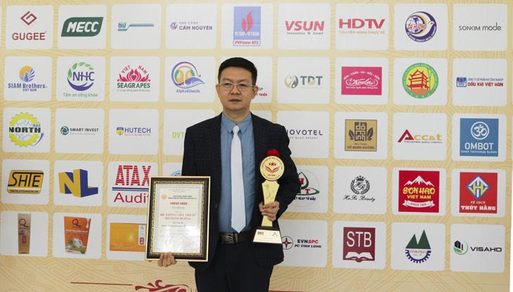 Với giải thưởng cao quý này, tôi cùng đội ngũ lương y, bác sĩ tại Đỗ Minh Đường sẽ không ngừng cố gắng hơn nữa để chăm sóc tốt hơn cho sức khỏe người bệnh