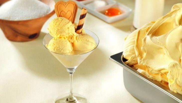 Kem sầu riêng là món ăn dễ thực hiện với tất cả mọi người