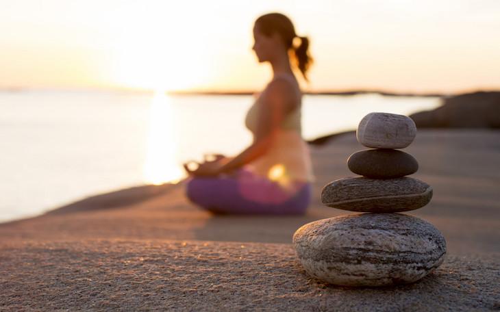 Tập thiền để cải thiện sức khỏe và ổn định tinh thần