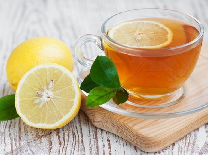 Uống trà tranh mật ong sẽ giúp cải thiện các triệu chứng của bệnh