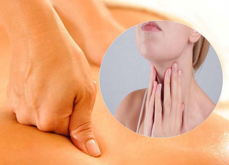 Phương pháp bấm huyệt chữa viêm họng là một giải pháp an toàn và khá phổ biến