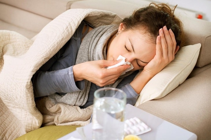Dùng thuốc Tây y giúp cắt nhanh triệu chứng và khó chịu