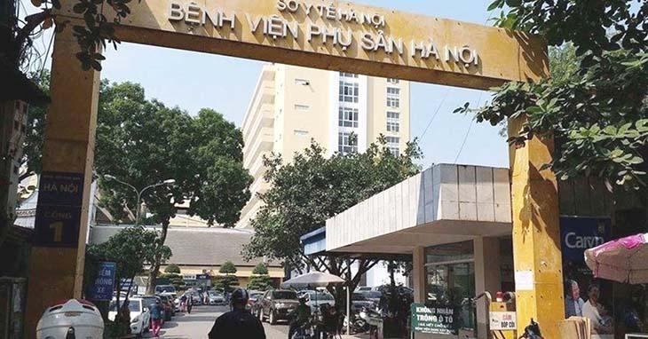 Chữa viêm âm đạo tại Bệnh viện Phụ sản Hà Nội