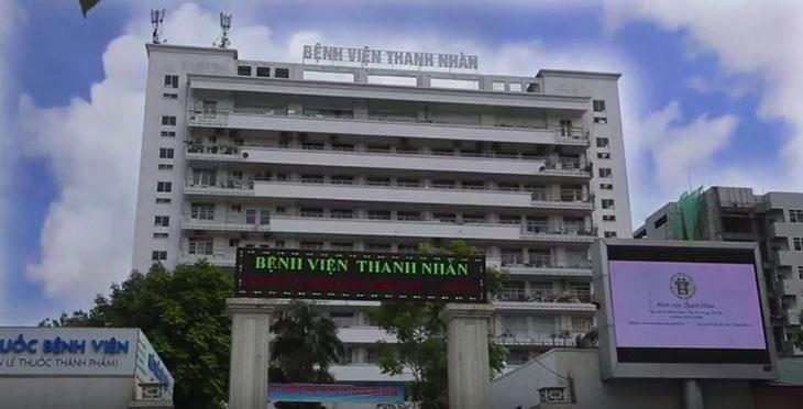 Chữa viêm đạo ở Hà Nội có thể tìm đến Bệnh viện Thanh Nhàn