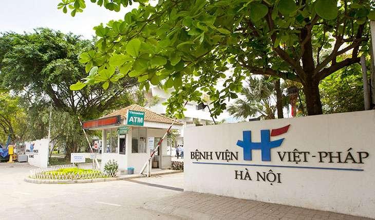 Chữa viêm âm đạo tại Bệnh viện Việt Pháp